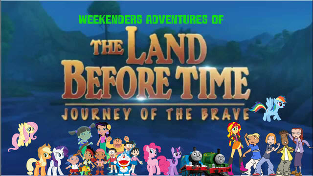 File:Weekenders Adventures of The Land Before Time 14- Journey of the Brave.jpg