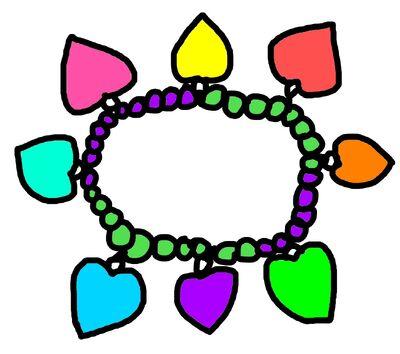 Spike's Charm Bracelet