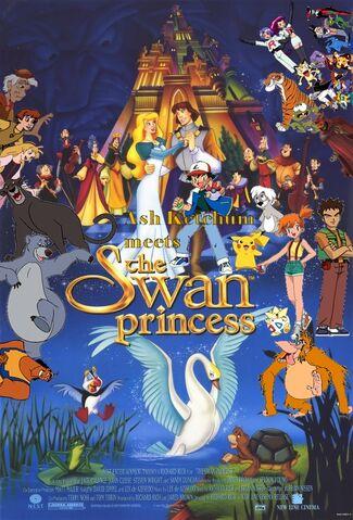 File:Ash Ketchum meets the Swan Princess Poster.jpg