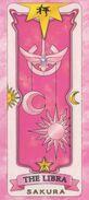 The Libra ライプラ (秤) Star Card