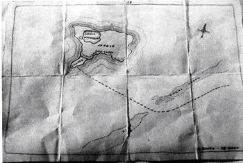 Skull Island Map