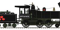 Applejack's train
