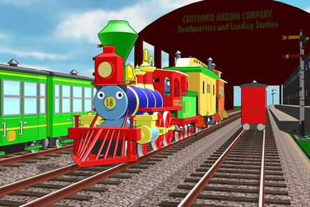 Johnny (The Railways of Crotoonia)