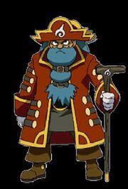 Phantom the Pirate