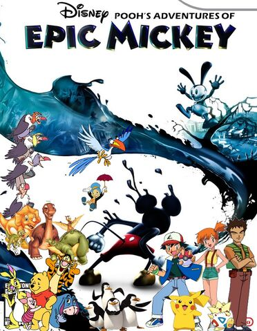 File:Pooh's Adventures of Epic Mickey Poster 2.jpg