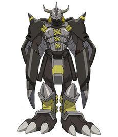 Digimon Black Wargreymon