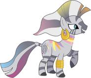 Rainbowified Zecora