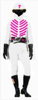 White Masked Ranger