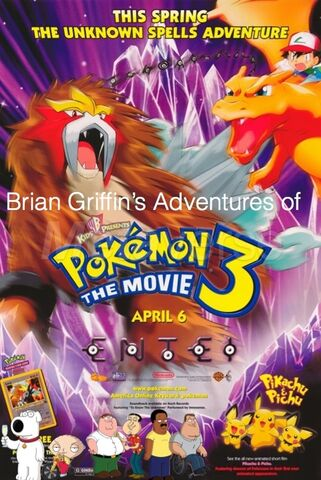 File:Brian Griffin's Adventures of Pokemon 3- The Movie.jpg