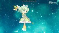 Clover Fairy Power up mode