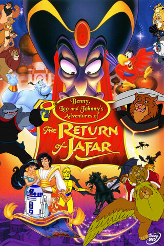 File:Benny, Leo and Johnny's Adventures of Aladdin and The Return of Jafar.jpg