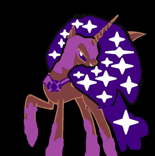 Unicron Pony Form