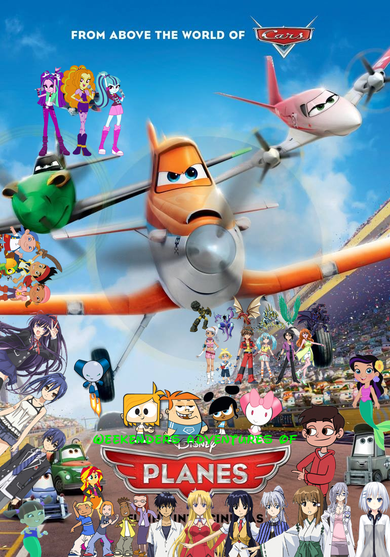 weekenders adventures of planes poohs adventures wiki
