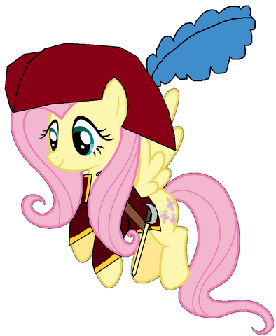 File:Fluttershy pirate.png