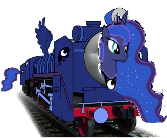 File:MLP Princess Luna as a Thomas character.png