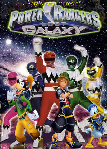 File:Sora's Adventures of Power Rangers Lost Galaxy poster.jpg
