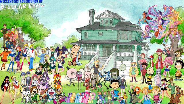 File:Weekenders Adventures of Regular Show (Season 8).jpg