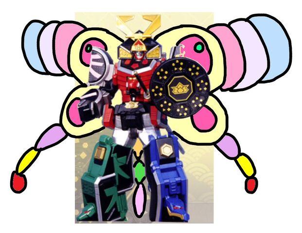File:Samurai Harmony Megazord.jpeg