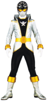 Super Megaforce Silver Ranger