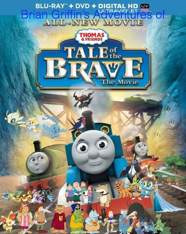 File:Brian Griffin's Adventures of Thomas & Friends- Tale of the Brave.jpg