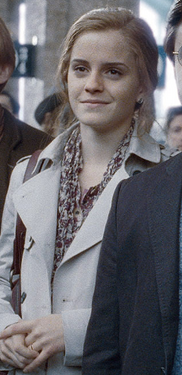 Hermione at age 37