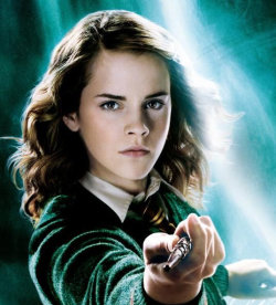Hermione poster detail