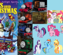How Twilight Sparkle, Skarloey, and the Toys Saved Christmas