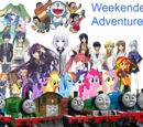 Weekenders Adventures Series