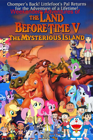 File:Weekenders Adventures of The Land Before Time 5- The Mysterious Island.jpg