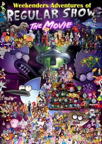File:Weekenders Adventures of Regular Show- The Movie.jpg