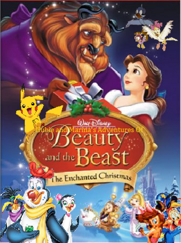 File:Beauty and the beast christmas.png
