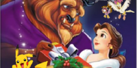 Hubie and Marina's Adventures Of Beauty and The Beast: The Enchanted Christmas