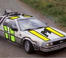 Mucker's DeLorean Time Machine