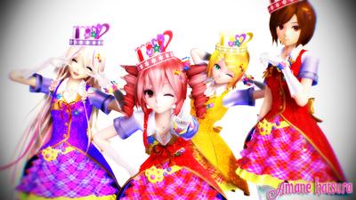 Mmd tda magical girls 2 download by amanehatsura-d848h6f