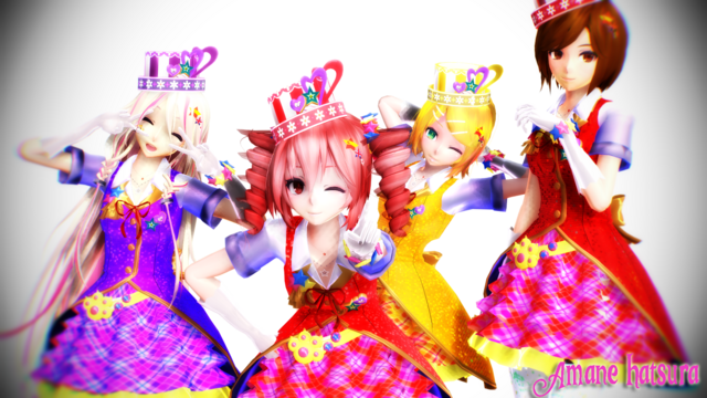 File:Mmd tda magical girls 2 download by amanehatsura-d848h6f.png