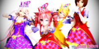 MMD Magical Girls, Set 2