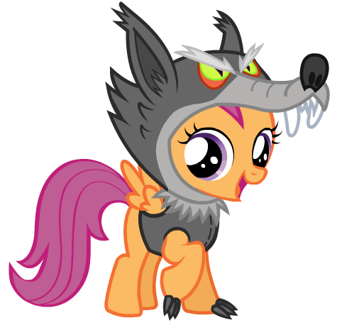 File:Scootaloo werewolf.png
