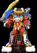 Bull Rider Ninja Steel Megazord