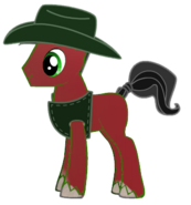 Buster pony