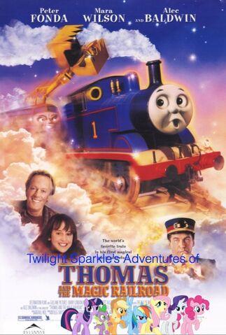 File:Twilight Sparkle's Adventures of Thomas and the Magic Railroad.jpg