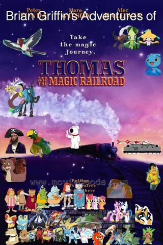 File:Brian Griffin's Adventures of Thomas and The Magic Railroad.jpg