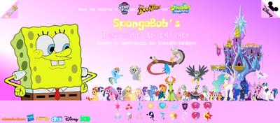 SpongeBob's Ponyville Adventure Poster 2