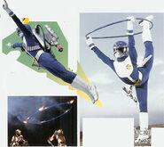 Crystal Power Hoop and Jet Pack