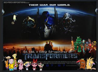 Ed, Edd, n Eddy's Ed-ventures of Transformers