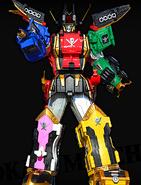 Legendary Megazord