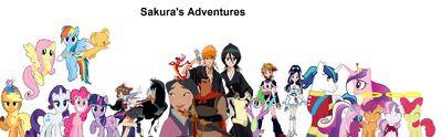 Sakura's Adventures