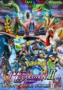 Team Robot in Pokemon Mega Evolution Act 2 Poster (Remake)