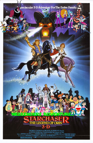 File:Weekenders Adventures of Starchase- The Legend of Orin poster.jpg