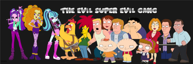 File:The Evil SuperEvil Gang (with the honary members).png