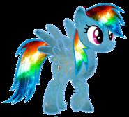 Galaxy rainbow dash vector better one in desc by minkystar-d79j4vp